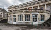 Châssis Casino de Spa et bibliothèque Georges Spailier