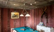 Bardage bois et plafond